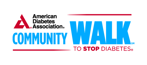 community walk logo color
