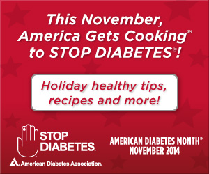 America Gets Cooking to Stop Diabetes