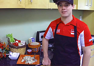 Get Cooking with Ryan Reed!