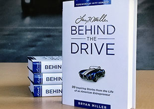 Special Book Promotion: Behind the Drive
