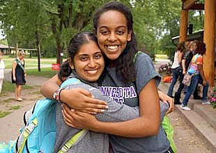 Make Lasting Friendships at Camp