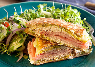 Enjoy classic and Nuevo Cubano Recipes