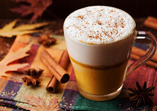 Make Your Own Pumpkin Spice Latte!