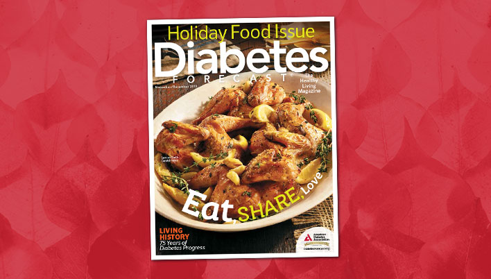 Happy Holidays from <em>Diabetes Forecast</em>