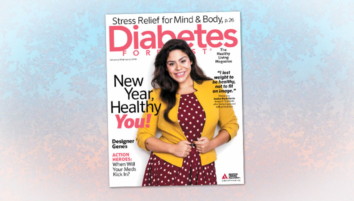 Healthy You with Diabetes Forecast!