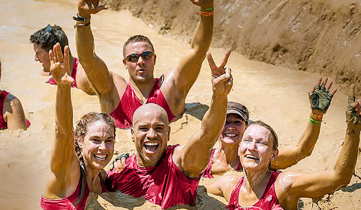 Good, Dirty Fun Helps Stop Diabetes