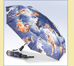 Cats and Dogs Umbrella - $19.99