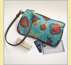 Annabelle Wristlet - $14.99