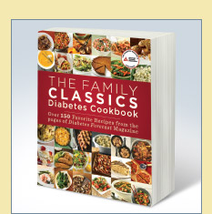 The Family Classics Diabetes Cookbook