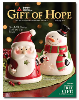 American Diabetes Gift of Hope