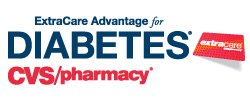 ExtraCare Advantage for Diabetes CVS/pharmacy