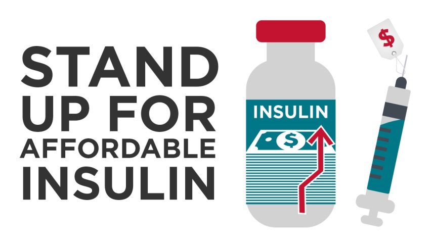 Stand up for Affordable Insulin