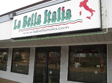 La Bella Italia Upton Drive Virginia Beach Va