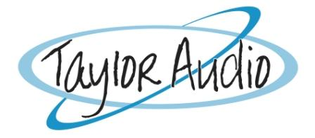 Web Taylor Audio