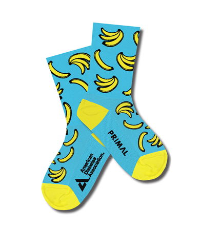Banana socks new