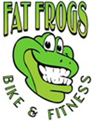 Bike Shop Sponsor - Fat Frogs