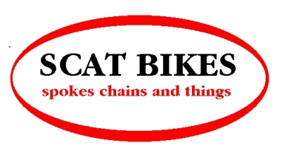 Bike Shop Sponsor - SCAT Bikes