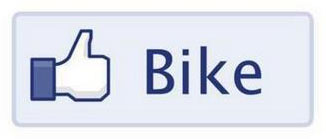 Facebook Bike Like - CROPPED