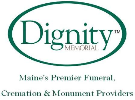 Dignity Memorial logo - Maine