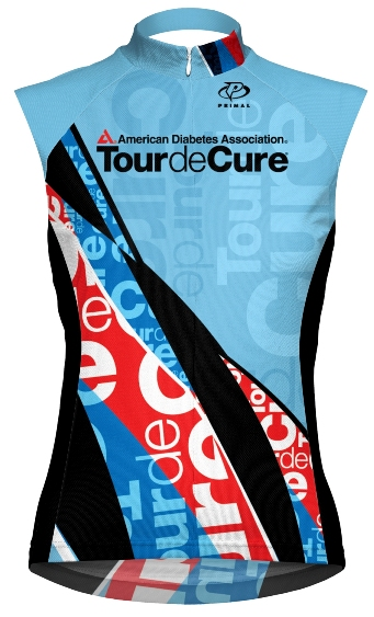 2013 Womens Sleeveless Jersey