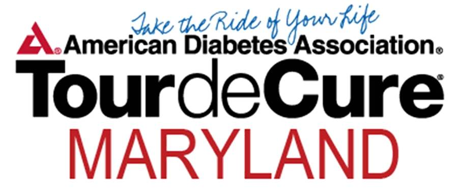 Maryland Tour de Cure Logo