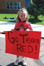 Go Team Red