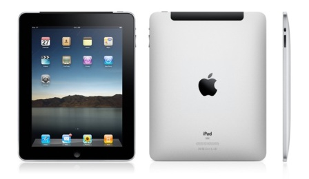 Apple iPad August