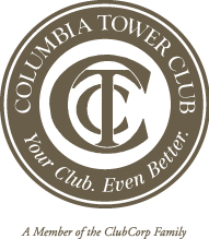 Sponsorship Logo: Columbia Tower Club