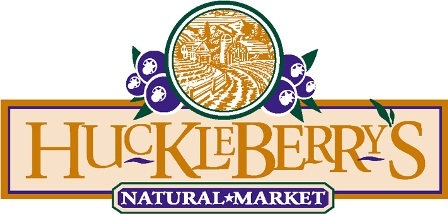 Sponsorship Logo: Huckleberry's Natural Market