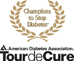 Logo: Champion to Stop Diabetes