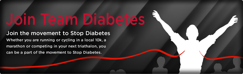 Join Team Diabetes
