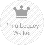 Legacy Walker Badge: Earned for being a past participant more than 2 years